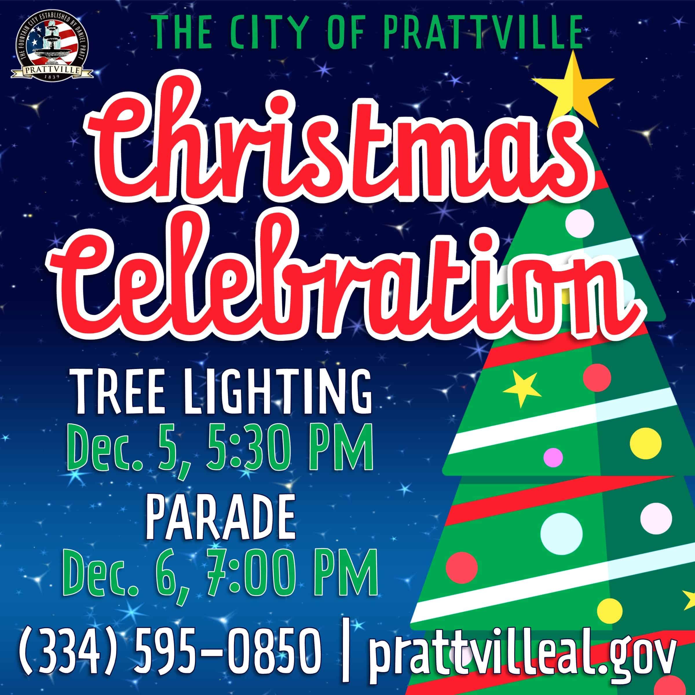 Fountain City Christmas Parade 2020 Christmas Parade   Special Events : Prattville, Alabama