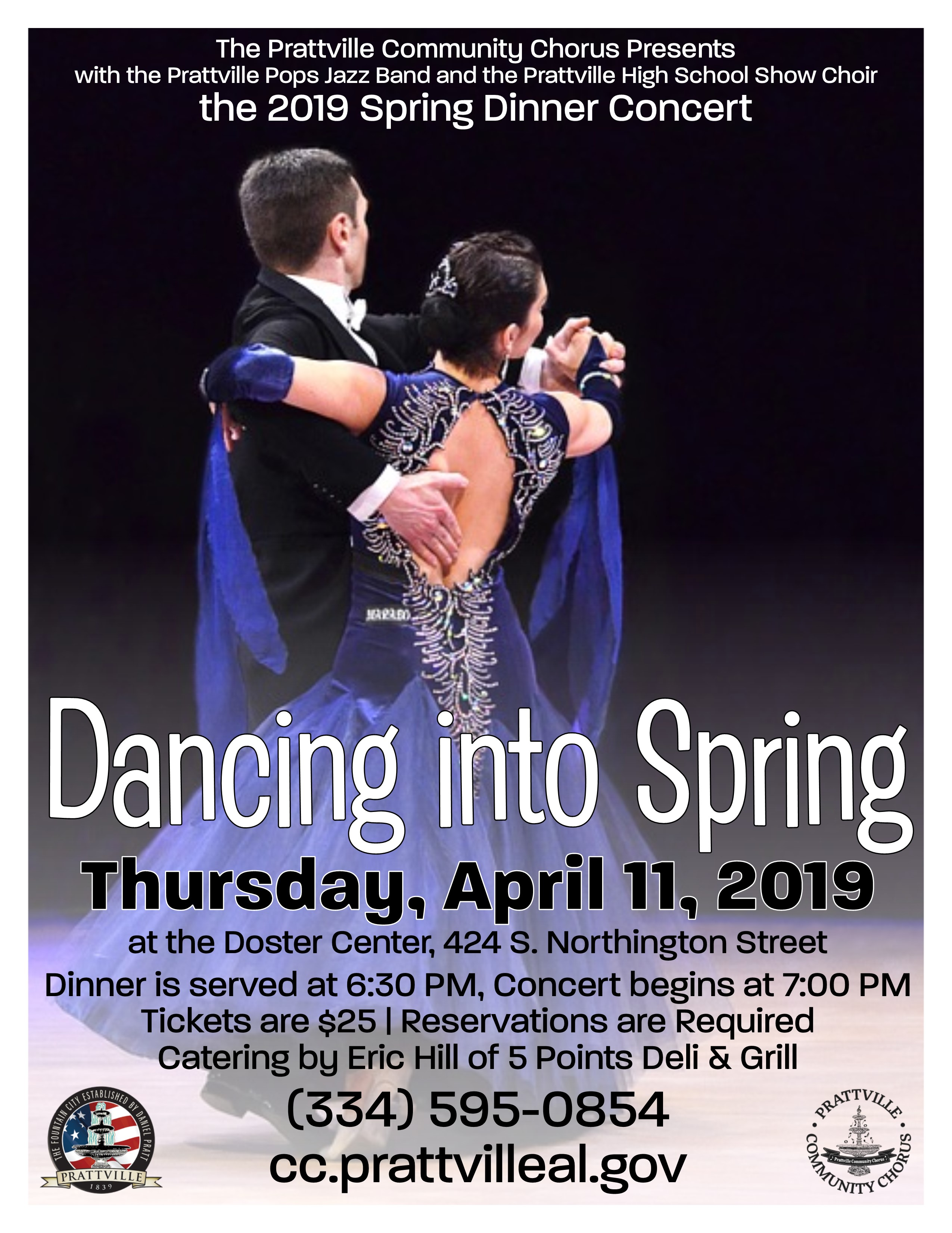 Dancing into Spring Flyer1