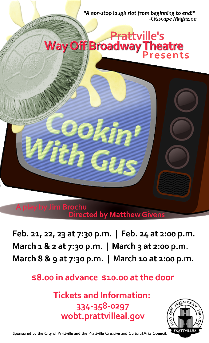 CookinGus Poster