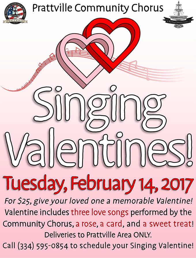 Singing Valentines Flyer 2017