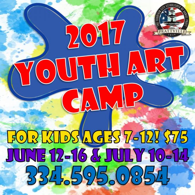 2017 Art Camp Square