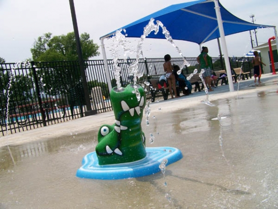 SplashPad-CrocodileSteve